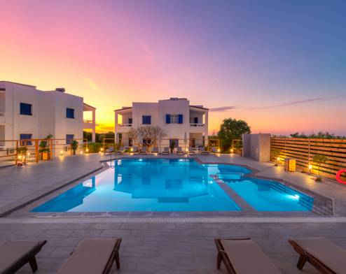 Apartments Anissaras Crete